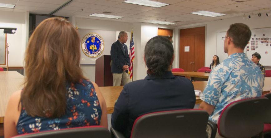 Legal Internship Program   Department of the Prosecuting Attorney